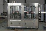 Machine recouvrante remplissante de lavage de Monoblock de vente d'eau embouteillée chaude d'animal familier
