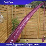 Поставщик изготовленный на заказ флага ветра Бали полиэфира