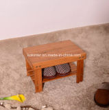 子供または子供のためのタケ合板のタケ腰掛けか椅子