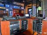 FAVORABLE amplificador de alta fidelidad audio del tubo de la estereofonia 450W de los canales FT-450 2