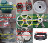 Ventilateur de ventilation à marteaux pivotants de 50 pouces pour maison de volaille avec CE