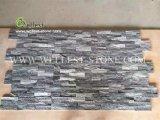 Pierre normale de culture de saillie de granit de panneau de pierre de revêtement de mur en pierre de pile de granit