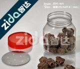 사탕을%s 최신 판매 음식 급료 플라스틱 명확한 투명한 애완 동물 단지