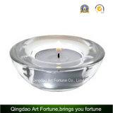 Conjunto tamaño pequeño de la venta de la pared de Tealight de vela de los fabricantes gruesos calientes del sostenedor de 2