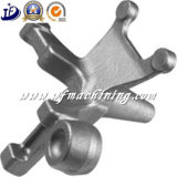 Fer travaillé d'OEM/acier modifié/pièces de pièce forgéee avec le procédé de pièce forgéee