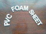 Folha da espuma do PVC do uso do anúncio. Espessura 1-5mm