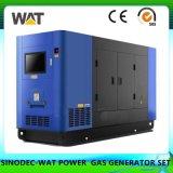 Gruppo elettrogeno silenzioso a basso rumore del gas naturale della strumentazione
