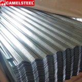 Zink-überzogenes gewölbtes Dach-Blatt für Dach-Material