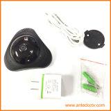 grado panorámico Fisheye granangular de la opinión 360 del P2p PTZ de la red de la cámara del IP de 960p WiFi