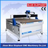 Ele 1218 máquinas modificadas para requisitos particulares de la carpintería del CNC de la talla para el metal suave
