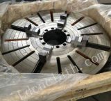 Machine de rotation horizontale lourde de tour de la précision C61500 universelle