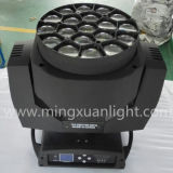 Zoom를 가진 19*15W Bee Eye Beam LED Moving Head Light