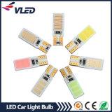 T10 de LEIDENE van Canbus van de MAÏSKOLF 6W W5w Auto Lichte LEIDENE van de Auto Lamp van de Nummerplaat