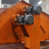 Capacidad grande del diseño profesional que mina la máquina de tamizado vibratoria