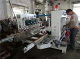 Vidro do fabricante que processa a máquina dobro de vidro horizontal da afiação