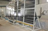 縦の絶縁ガラスの洗浄および乾燥機械