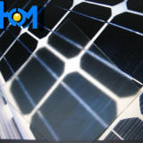 ISO, SPF, SGS를 가진 3.2mm Solar Panel Use Tempered Arc Solar Panel Glass