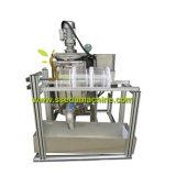 Milch-Normalisierung-Pasteurisierung-Maschinerie-Nahrungsmittelaufbereitende Maschinen-didaktisches Gerät