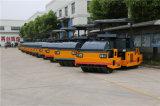 8トンの工場価格の重い振動のタイヤの道ローラーJm908h