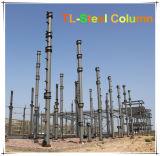 Construction préfabriquée de structure de bâti en acier de qualité et de coût bas