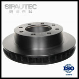 Rotor de alta resistencia del freno de disco del hierro para Isuzu Chevrolet Gmc (97095152)