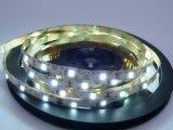 """12V 22-24lm 60LEDs/M SMD2835 raffreddano le strisce bianche dell'indicatore luminoso di figura LED """"di S"""""""