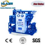 Usine de purification d'huile de transformateur de vide de SVP