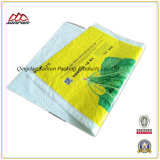 Saco de empacotamento tecido PP para o arroz da alimentação da semente