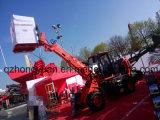 Carregador telescópico justo quente Hy1500 de Munich Bauma da venda 2016 com certificado do Ce