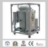 Purificador de aceite aislante del vacío de JY-100 / máquina de la purificación de aceite