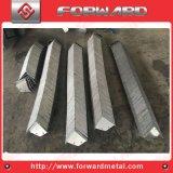 Prodotti di perforazione di piegamento di alluminio dell'OEM Cuting