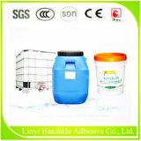 Pegamento adhesivo a base de agua para el tubo de papel de base
