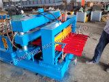 900 a glacé le roulis de tuile de toiture formant la machine Xdl