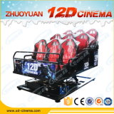 Zhuoyuan Wholesale Commercial 7D Cinema Equipment da vendere