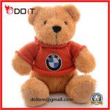 Orso molle su ordine del giocattolo della peluche dell'animale farcito dell'orso dell'orsacchiotto