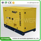 groupe électrogène diesel silencieux de la couleur 60Hz jaune à vendre