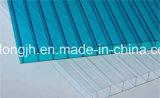 Langes Lebensdauer-Polycarbonat Multi-Überspannung Gewächshaus