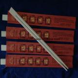 Gêmeos descartáveis Malha de papel semi-fechada de pauzinhos de bambu