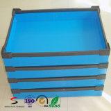 Caixa ondulada PP flauta da caixa do Polypropylene impermeável