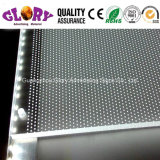 Diodo emissor de luz Lighting Sheet do cristal PMMA para Advertizing Light Box