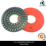 Смолаа-Bond Marble Polishing Pads 180mm Dry Concrete для Floor Grinders