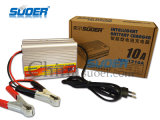 Suoer inteligente cargador de batería de 12V 10A Cargador de batería inteligente con el precio bajo (MA-1210A)