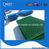 Сделано в решетке сточной трубы GRP FRP Китая