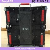 Visualización de LED de alquiler del panel video a todo color para la etapa exterior (P3.91, P4.81, P5.95, P6.25)