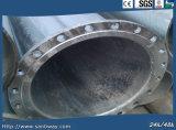Tubo d'acciaio galvanizzato caldo