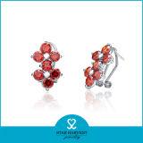 Manera 925 Sterling Silver Jewelry para Day de Valentine (E-0158)