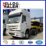 HOWO 6X4 336HP 대형 트럭 Sinotruk 디젤 엔진 트럭 트랙터