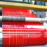 연약한 색깔 루핑 건축재료를 위한 입히는 강철 Coil/PPGI 강철