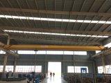 Кран одиночного прогона стальной структуры используемый мастерской надземный