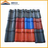 El mejor azulejo de azotea de la resina sintética de China Asa de la calidad del buen precio